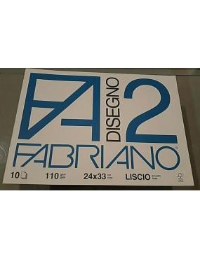 Album fabriano 33x48 liscio